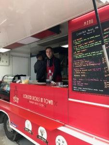 Food trucks in Geneva