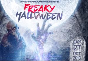 Halloween parties Geneva 2018