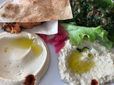 Lebanese food Geneva