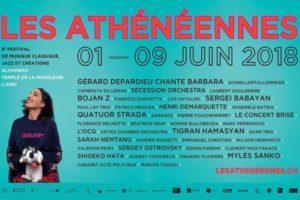 Music festivals Geneva 2018