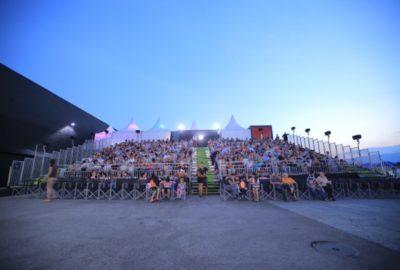 open air cinemas Geneva 2018