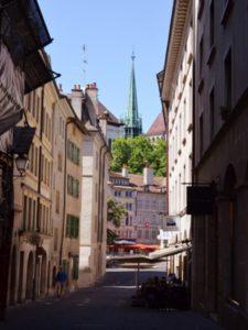 Geneva Old Town