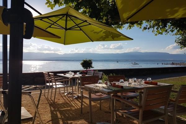 Le quai restaurant hermance