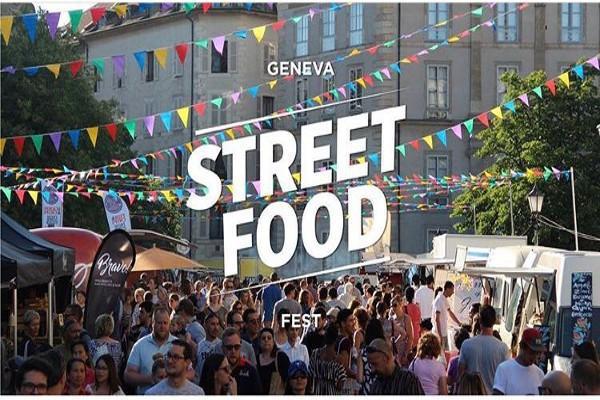 Geneva Street Food Festival August 2018