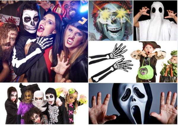 Halloween and fancy dress costumes in Geneva