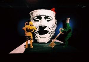 Art of the brick Geneva