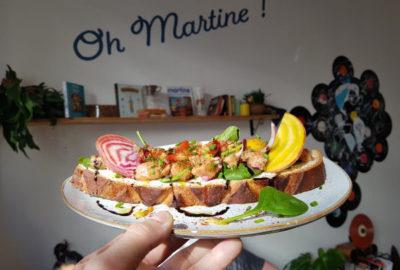 Oh Martine! Geneva
