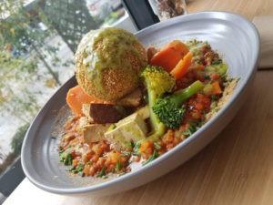 vegetarian and vegan restaurants in Geneva