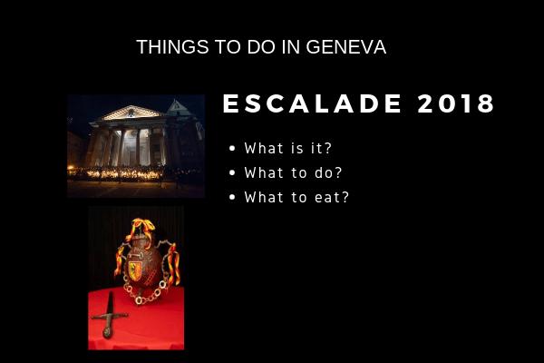 Escalade 2018