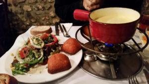 best fondues in Geneva
