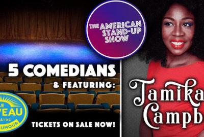 American Standup Comedy Geneva