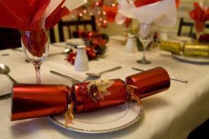 Christmas crackers Geneva