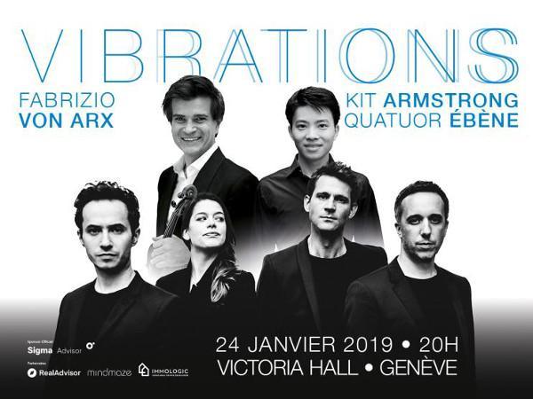 Vibrations Victoria Hall Geneva
